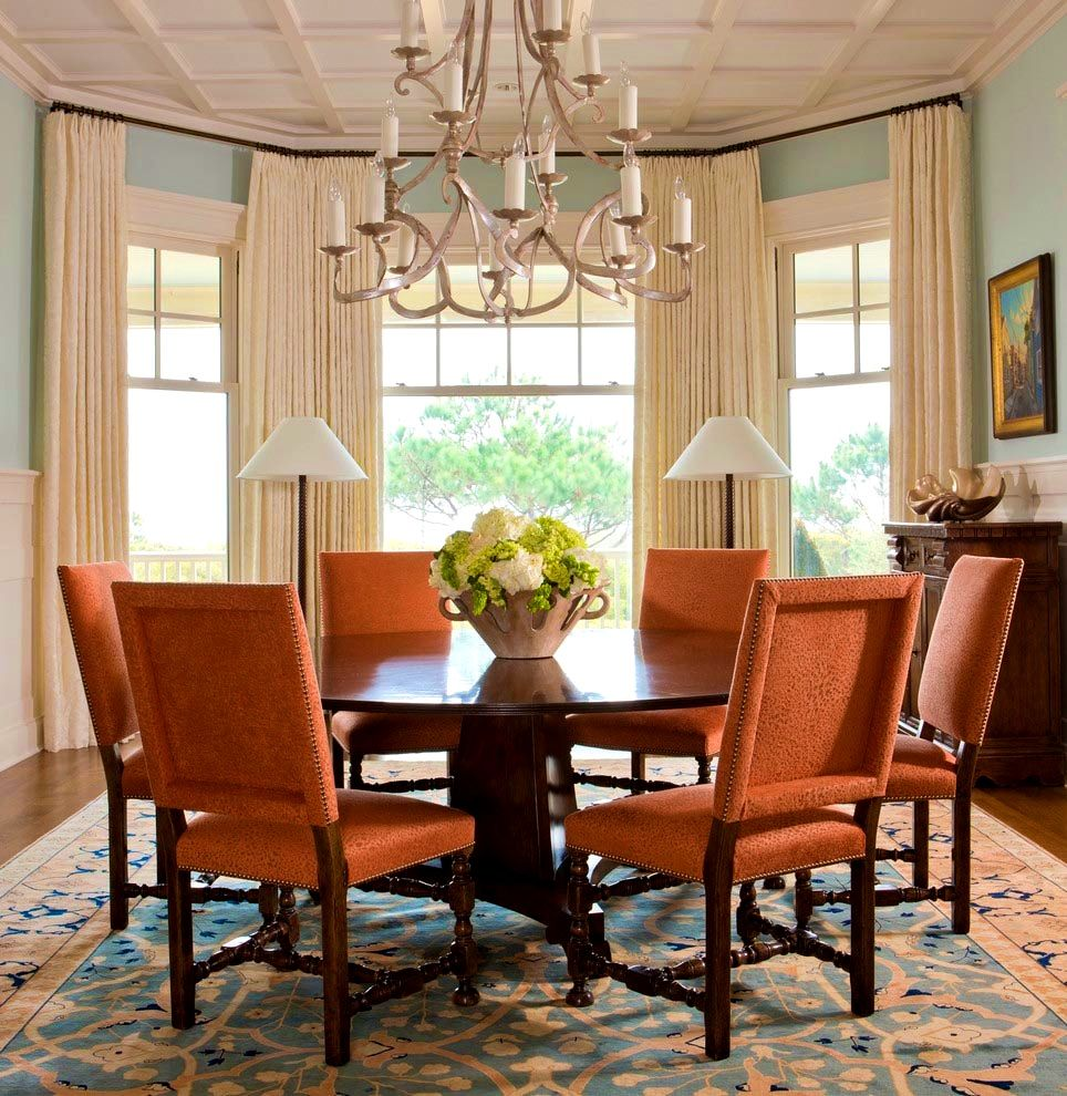 Bathroombreathtaking Bay Window Decor Book Chair Seats Windows Captivating Formal Dining Room Curtain Ideas Review