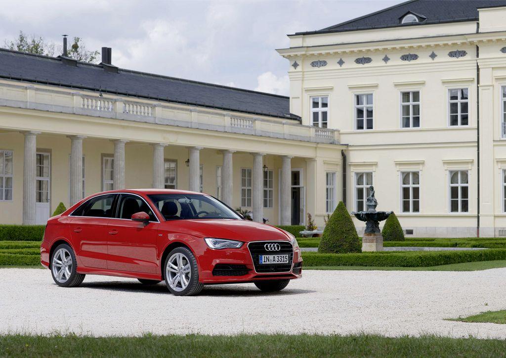 The Audi A3 Sedan and S3 Sedan (7)
