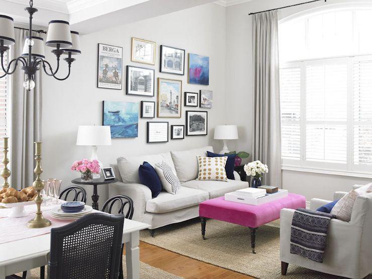 Decor Hy Living Rooms Para Paints Fan Light Gray Hardwood Floors