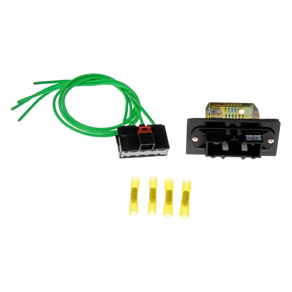 How To Test Blower Motor Resistor Kia