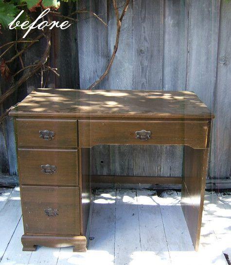 Переделка старой мебели и предметов интерьера: 55 крутых ...
