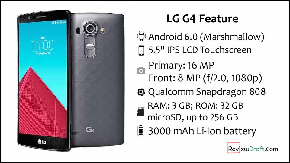 Lg G4 Price In Bangladesh Full Specification Features Review Draft Lg G4 Best Mobile Phone Latest Phones