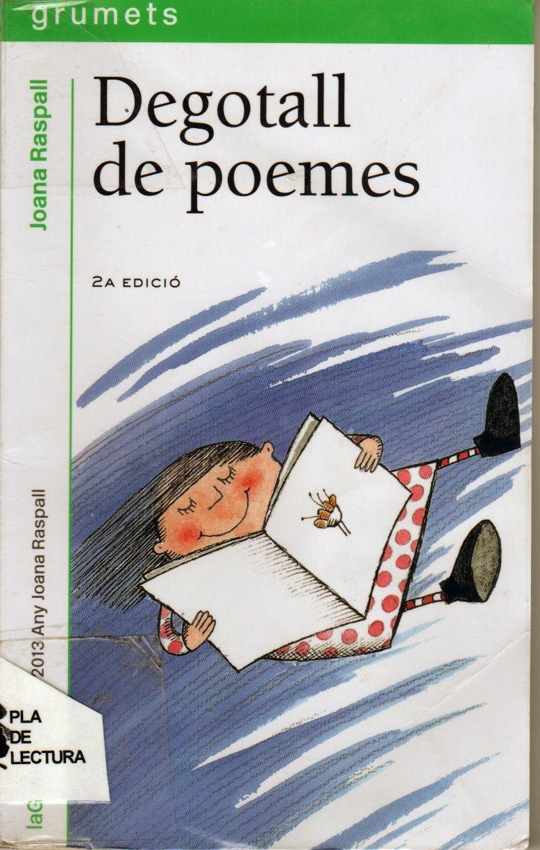 Degotall De Poemes De Joana Raspall Poesiapoésiepoetry
