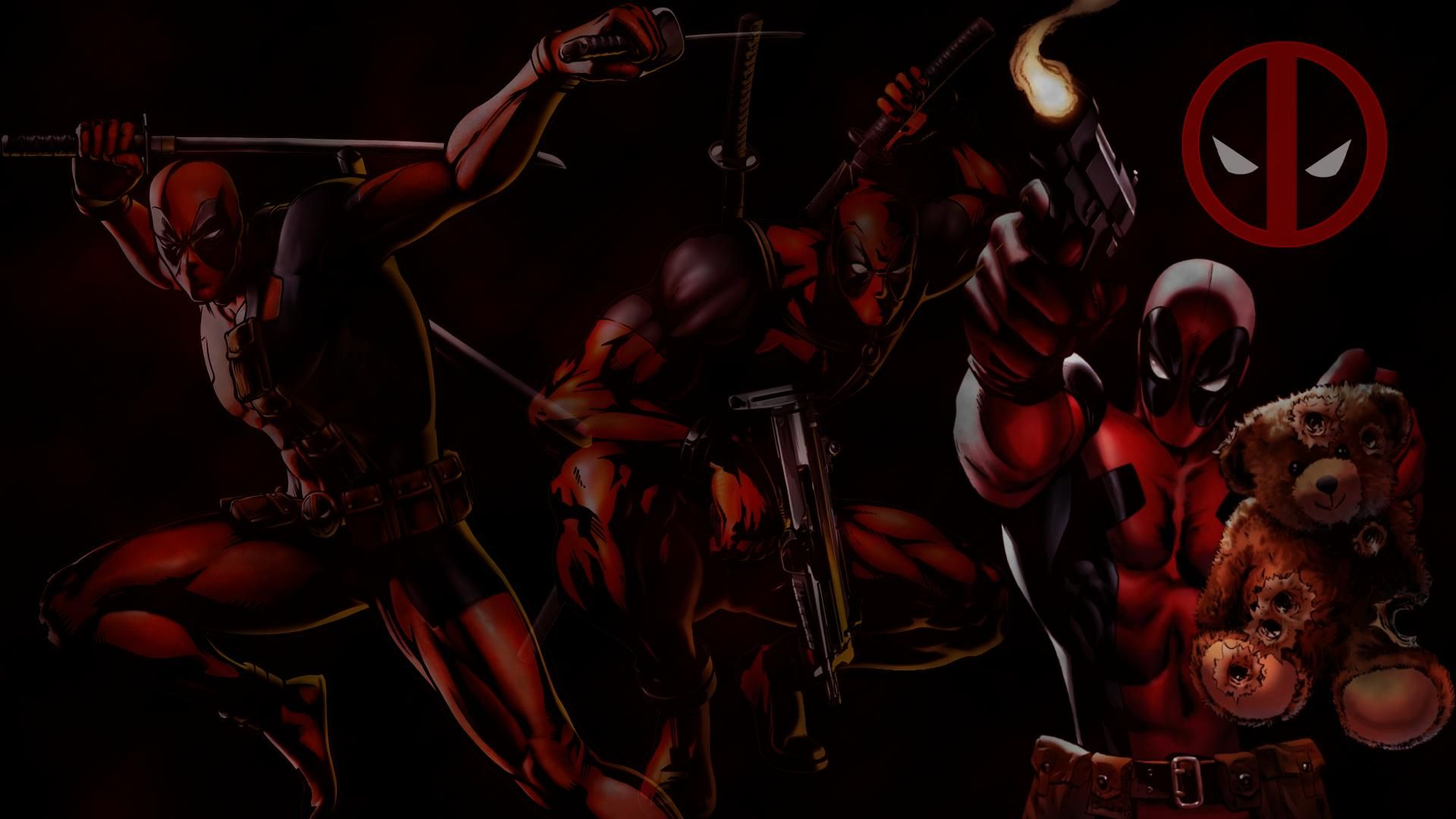Download Free HD Wallpapers of Deadpool Movie ~ Download 1920×1080 Deadpool Wallpapers HD (46 Wallpapers) | Adorable Wallpapers