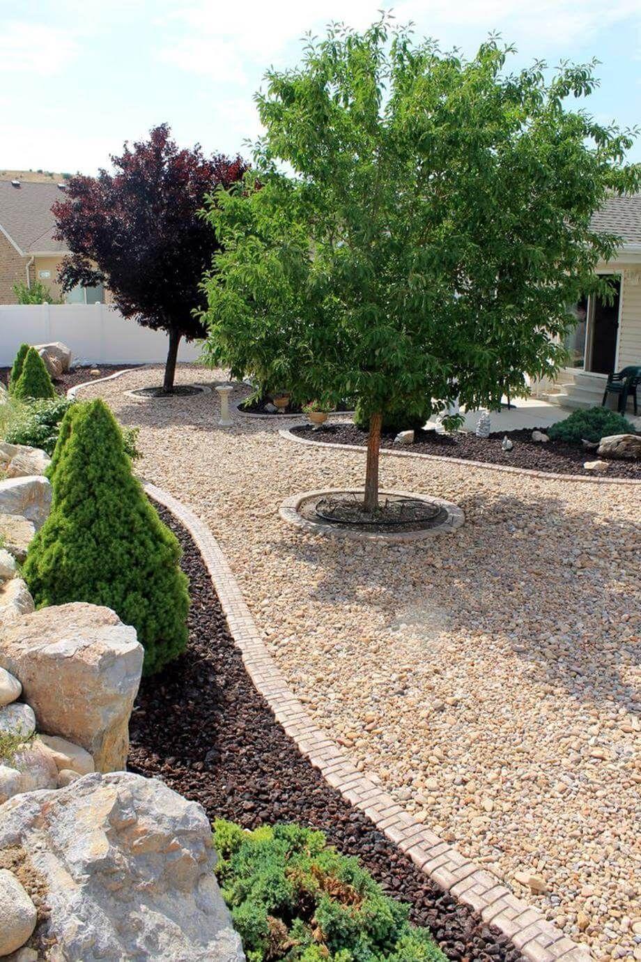 diy great desert landscaping ideas 12 sustainable gardening and methods desert backyard. Black Bedroom Furniture Sets. Home Design Ideas
