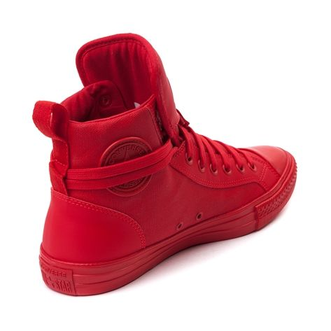 0cc4cbe4aa74 The original Old School learns some new tricks in this Journeys exclusive Chuck  Taylor Guard Hi Sneaker! With an enhanced element of protective comfort