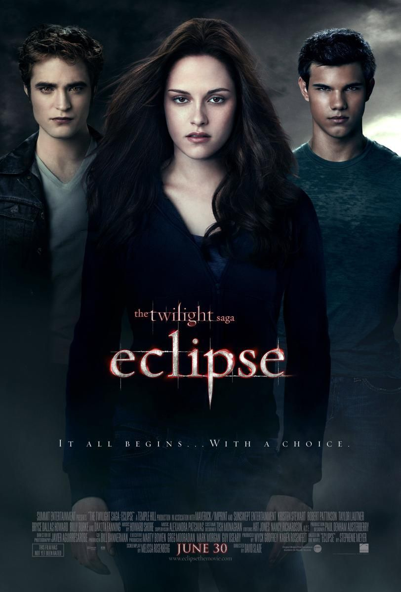 Crepusculo La Saga Eclipse 2010 Filmaffinity Frases De La Saga Crepusculo Twilight Pelicula Peliculas De Romance