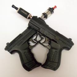 Image result for vape gun