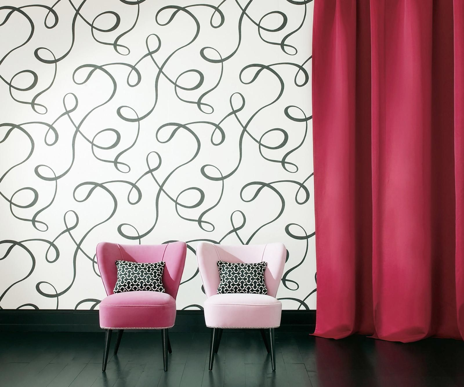 Wonderful Wallpaper Design For Decorating Your Modern House Interio ...