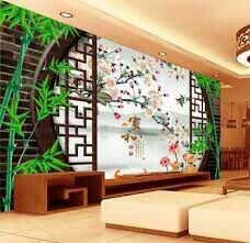 Japanese wall mural Murals Pinterest Wall murals Walls and