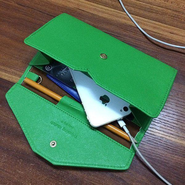 Vintage Women Clutch Wallet Hasp PU Leather Long Wallets Korean Money Bag For Female Case Phone Envelope Purse Carteras Mujer