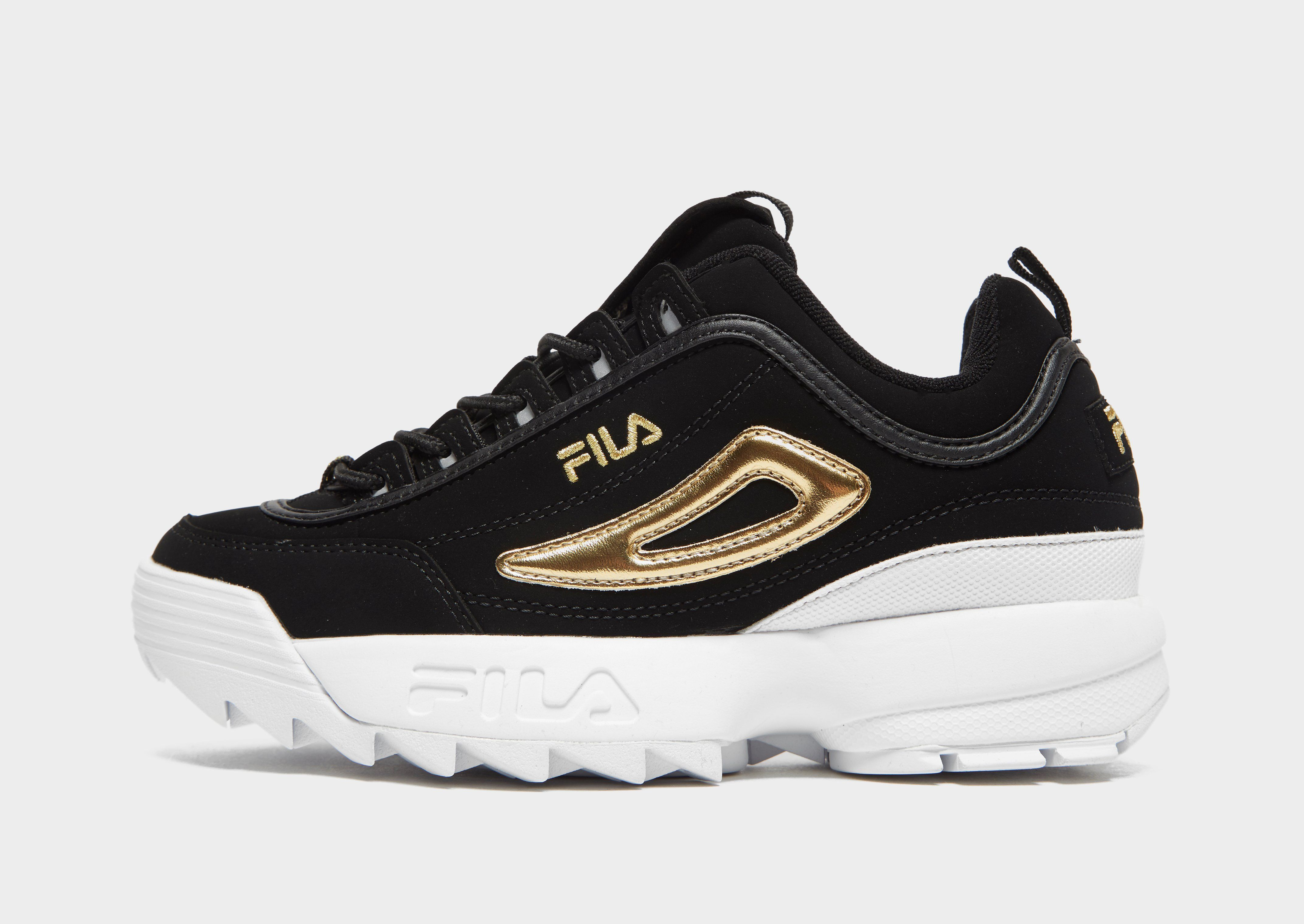 Fila Disruptor II Junior in 2019 | Fila disruptors, Sneakers ...