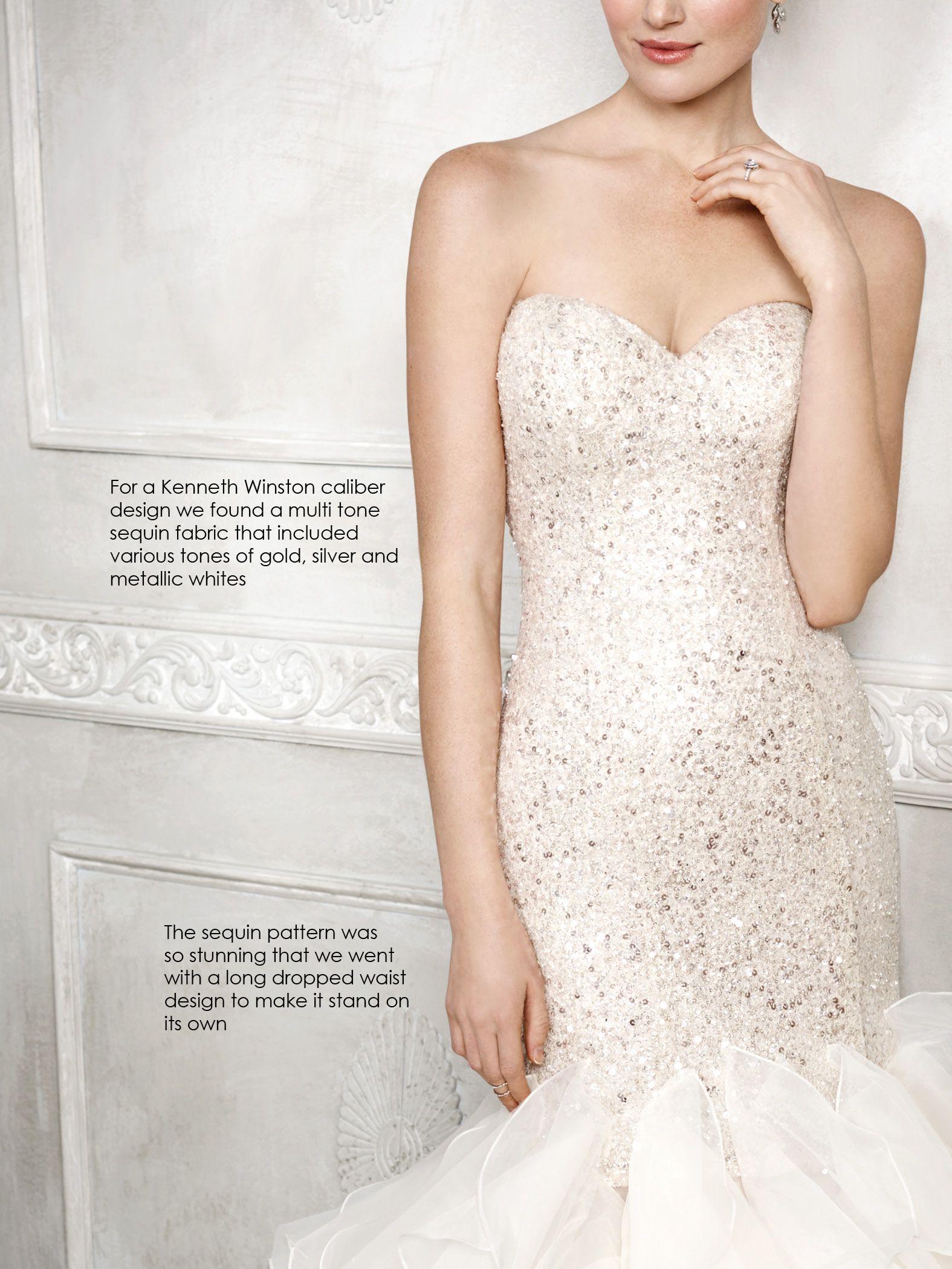Kenneth Winston Style #1687 IN STORE! ! !   My dress <3   Pinterest ...