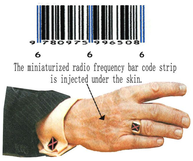 THE MARK 666 : SCIENTIST CLAIMS HUMAN MICROCHIP IMPLANTS WILL ...