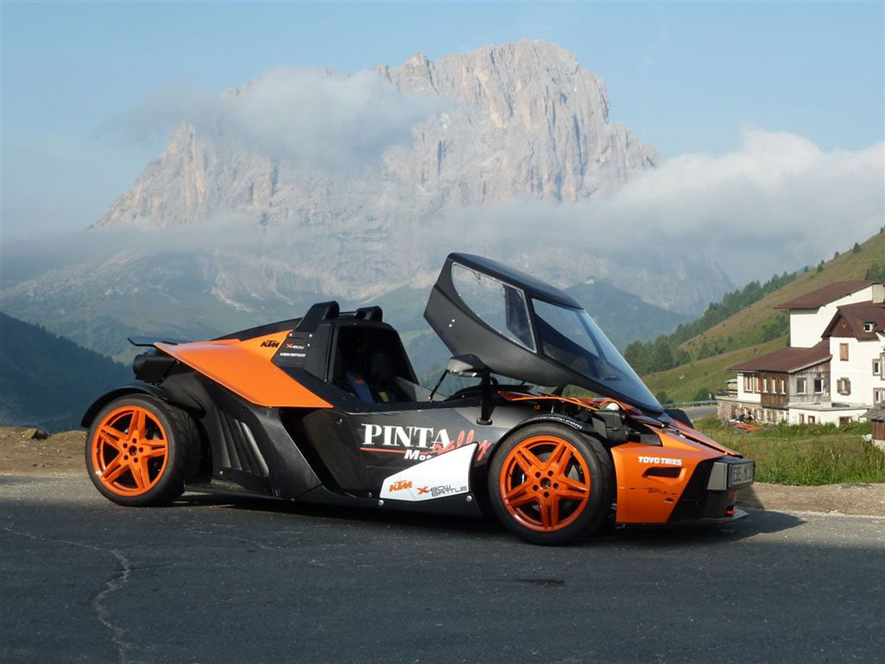 The Roadster That Ktm Crossbow For Is Going To Build There Will Be Real
