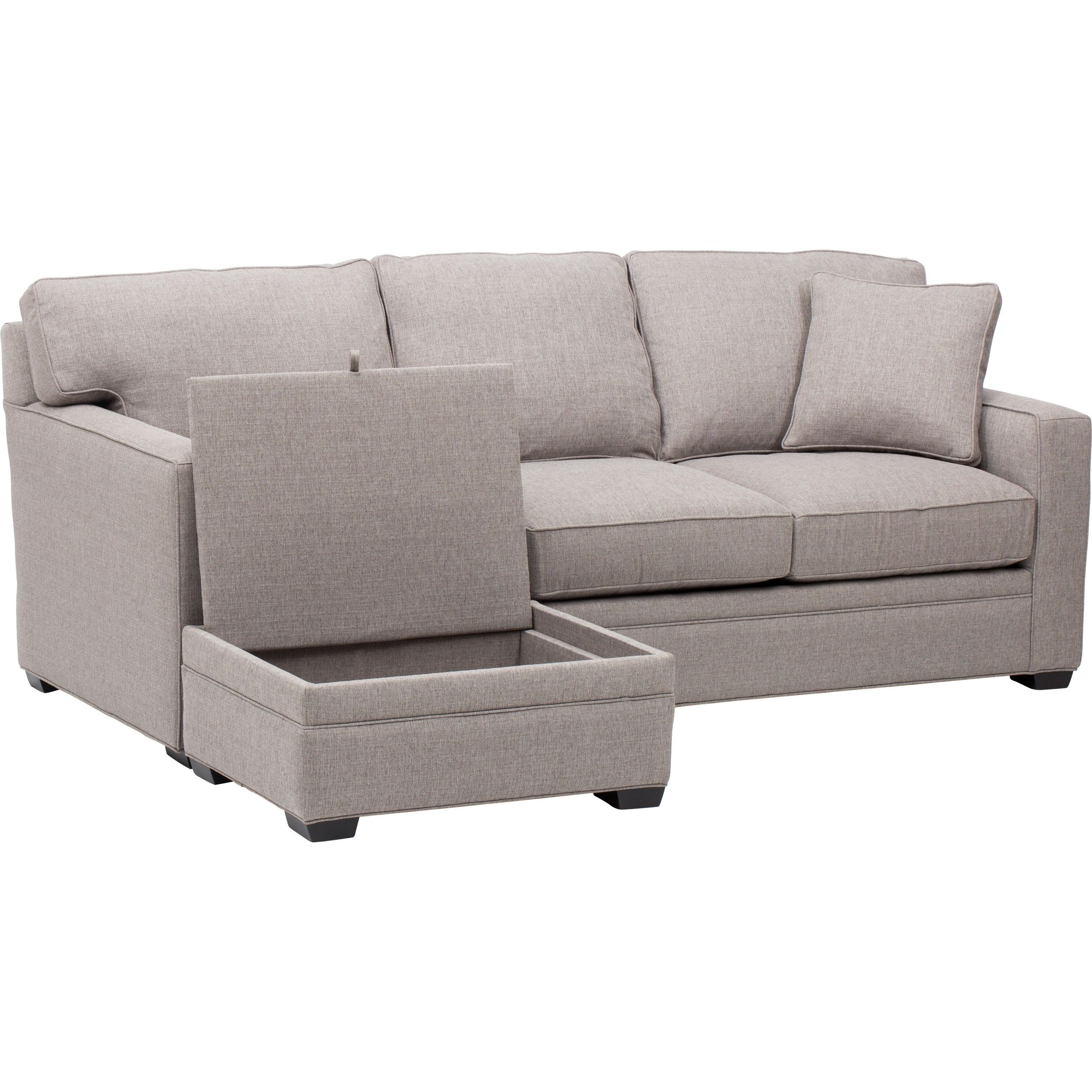 Parker Queen Sleeper Sectional Sleepers Sofas Furniture