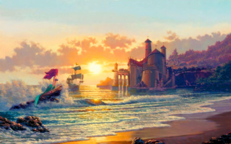Princess Ariel - disney-princess Wallpaper | Ava\'s Fav.things ...
