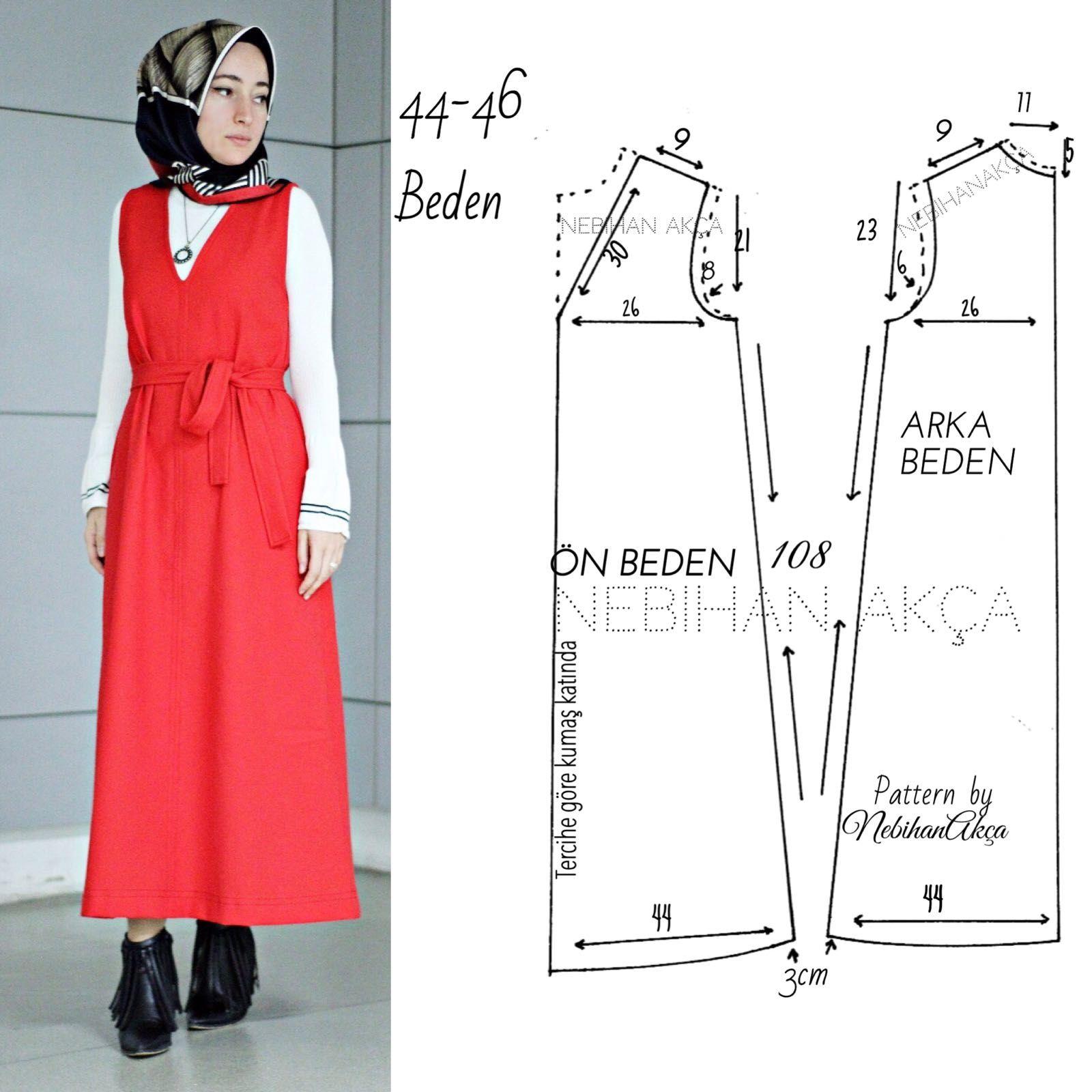 Photo of Moda cucito accessorio di abbigliamento design hijab fai da te combinare hijab moda mamma bambino …
