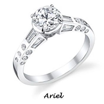 Photo Of Dp Engagement Rings Ariel For Fans Disney Princess