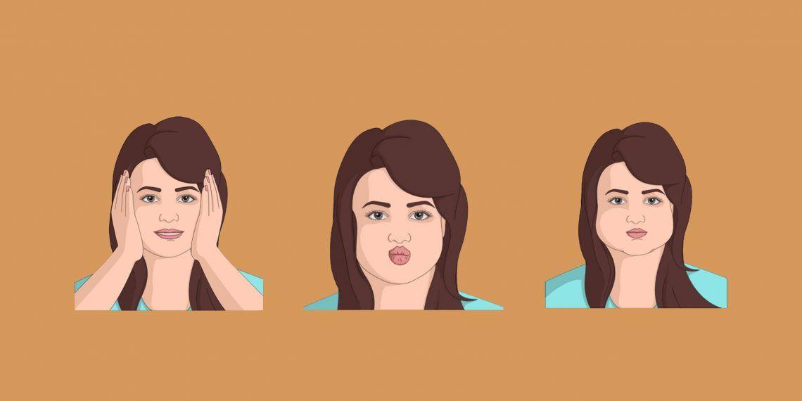Как Похудеть Щекам За Неделю. Как быстро похудеть в лице, чтобы появились скулы и впали щеки?