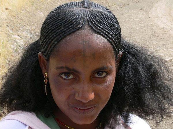 LOVE this style (Ethiopian)   Ethiopian hair, Ethiopian braids, Hair styles