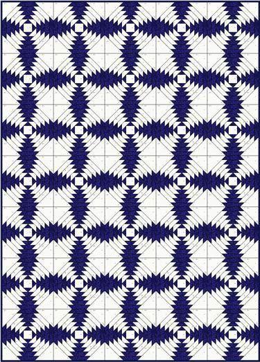 Pineapple Quilt Pattern Designs   Pineapple quilt pattern, Free ... : free pineapple quilt pattern - Adamdwight.com