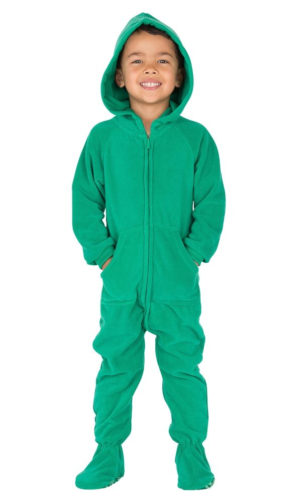 a21464976fb9 Forrest Green Toddler Hoodie Onesie in 2019
