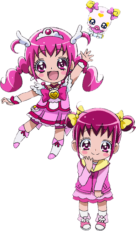 Idea by kali mars on Precure Cute anime character, Chibi