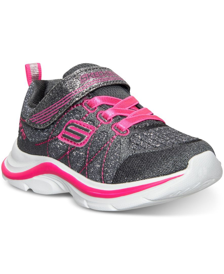 Skechers Toddler Girls Swift Kicks Training Sneakers from