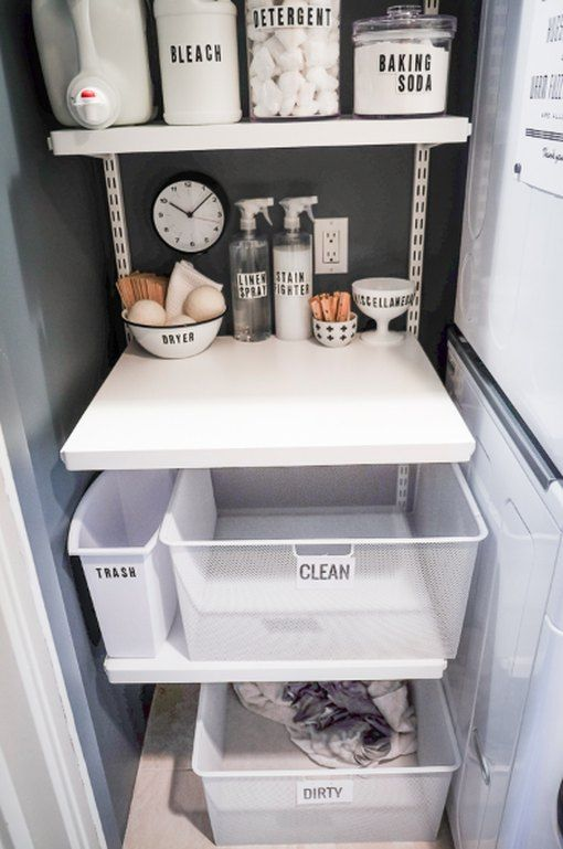 Creative Ways to Store More Sh*t in Less Space | Hunker