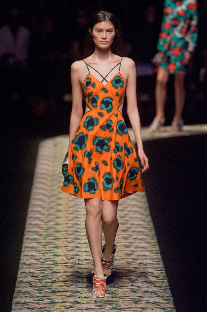 #fashion-ivabellini Kenzo Spring 2013