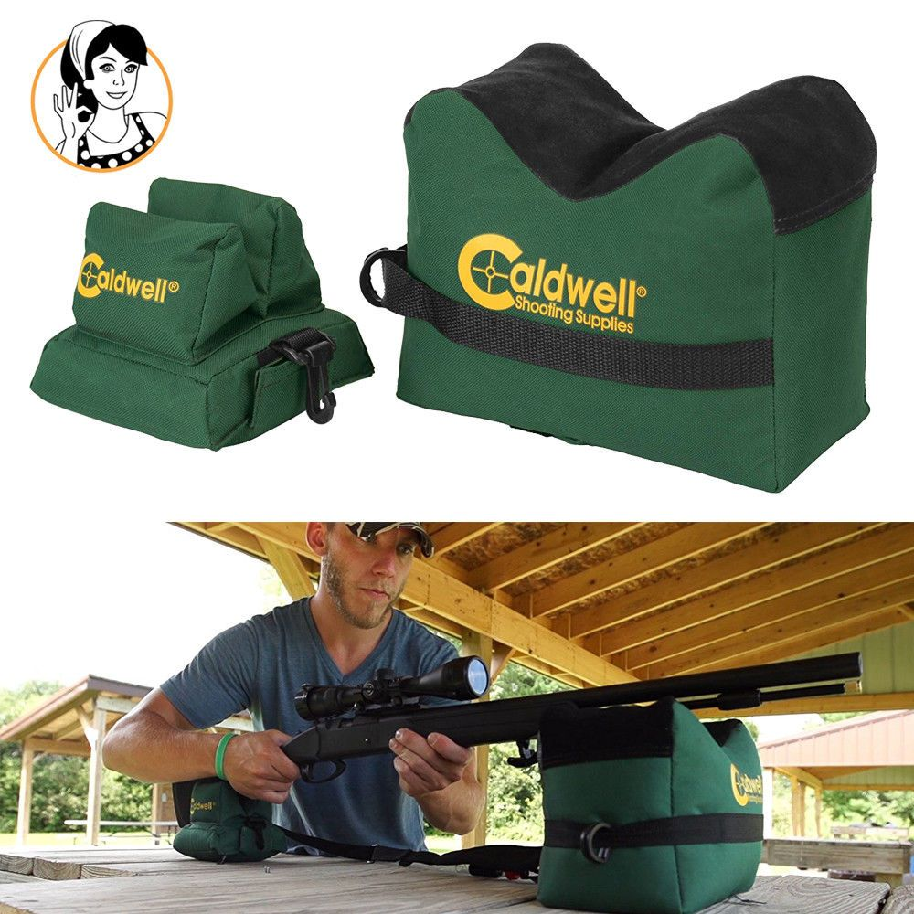 Caldwell Shooting Rest Bag Front Rear Gun Bench