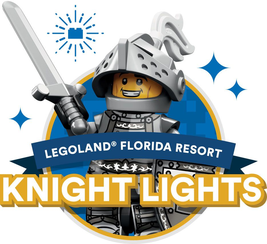 Legoland Knights Lights