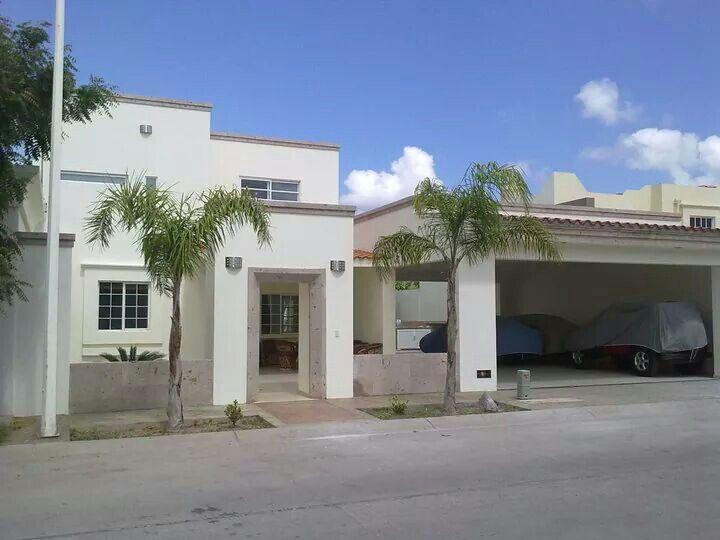 Cochera residencial las misiones Los Mochis Sinaloa