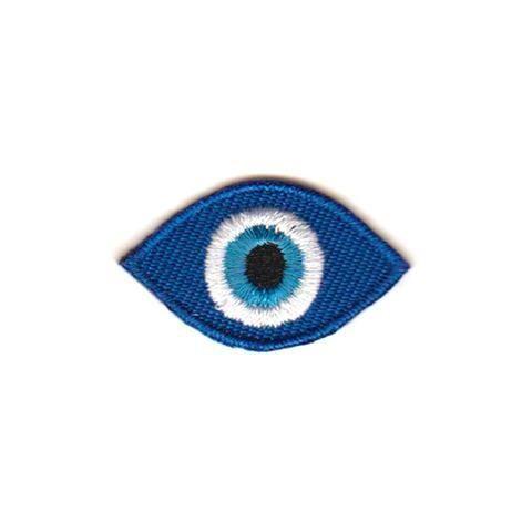 Evil eye sticker patch