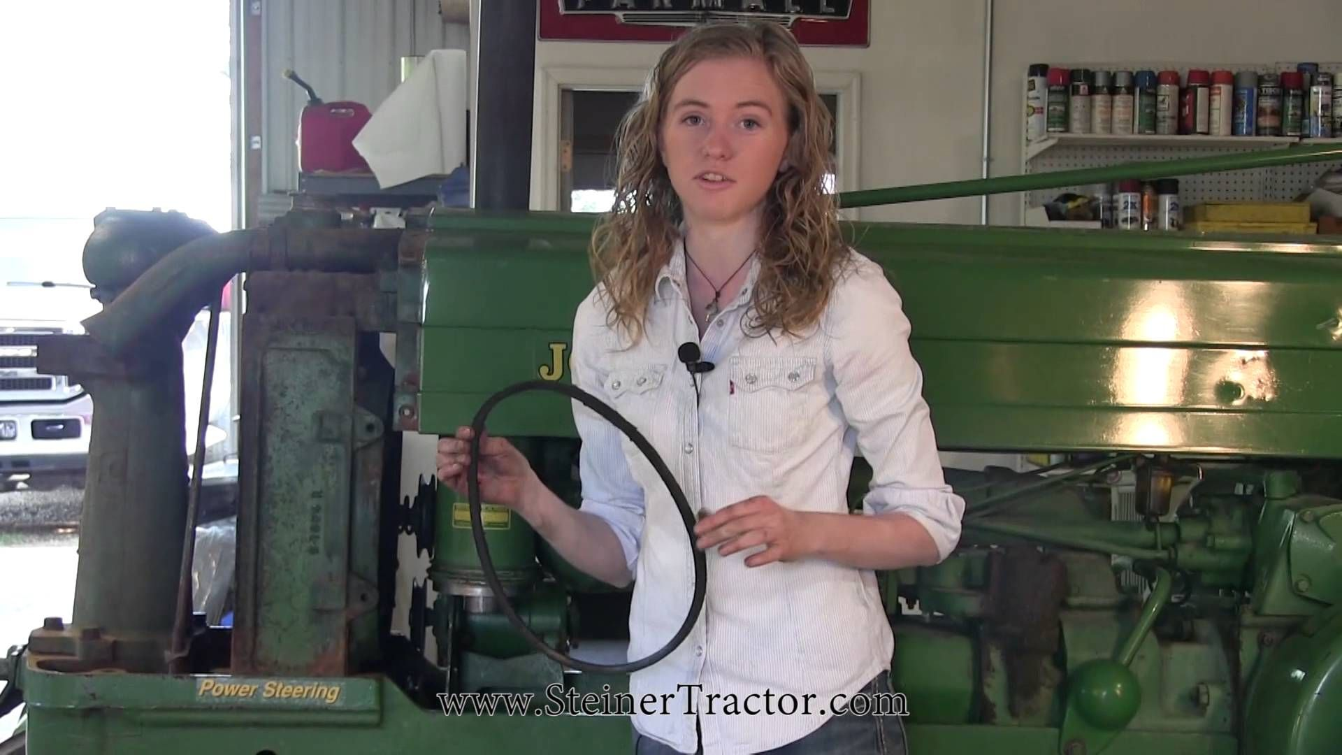 Water Pump Replacement Learn How To Replace A On John Ford 8n Wiring Diagram Restoration And Repair Tips Deere 50