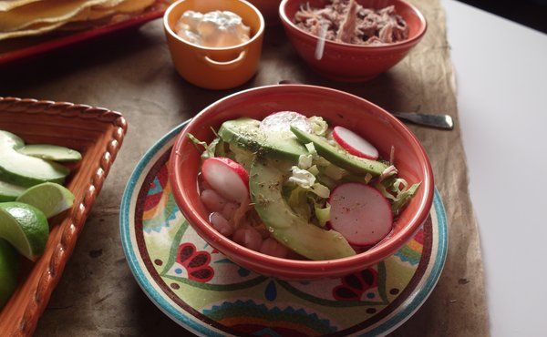 Pozole blanco in recipes on the food channel foodie food food pozole blanco in recipes on the food channel forumfinder Choice Image