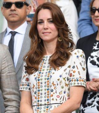 Kate Middleton'ın Wimbledon Turnuvası Stili