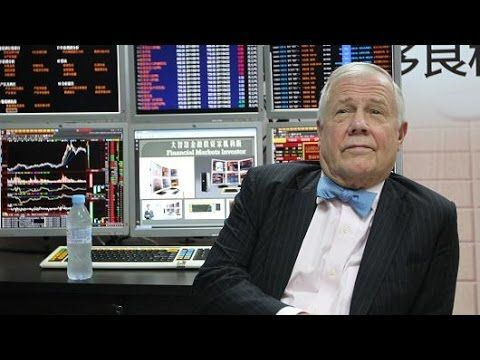 Sell Everything And Run For Your lives - Jim Rogers tells us that somet...