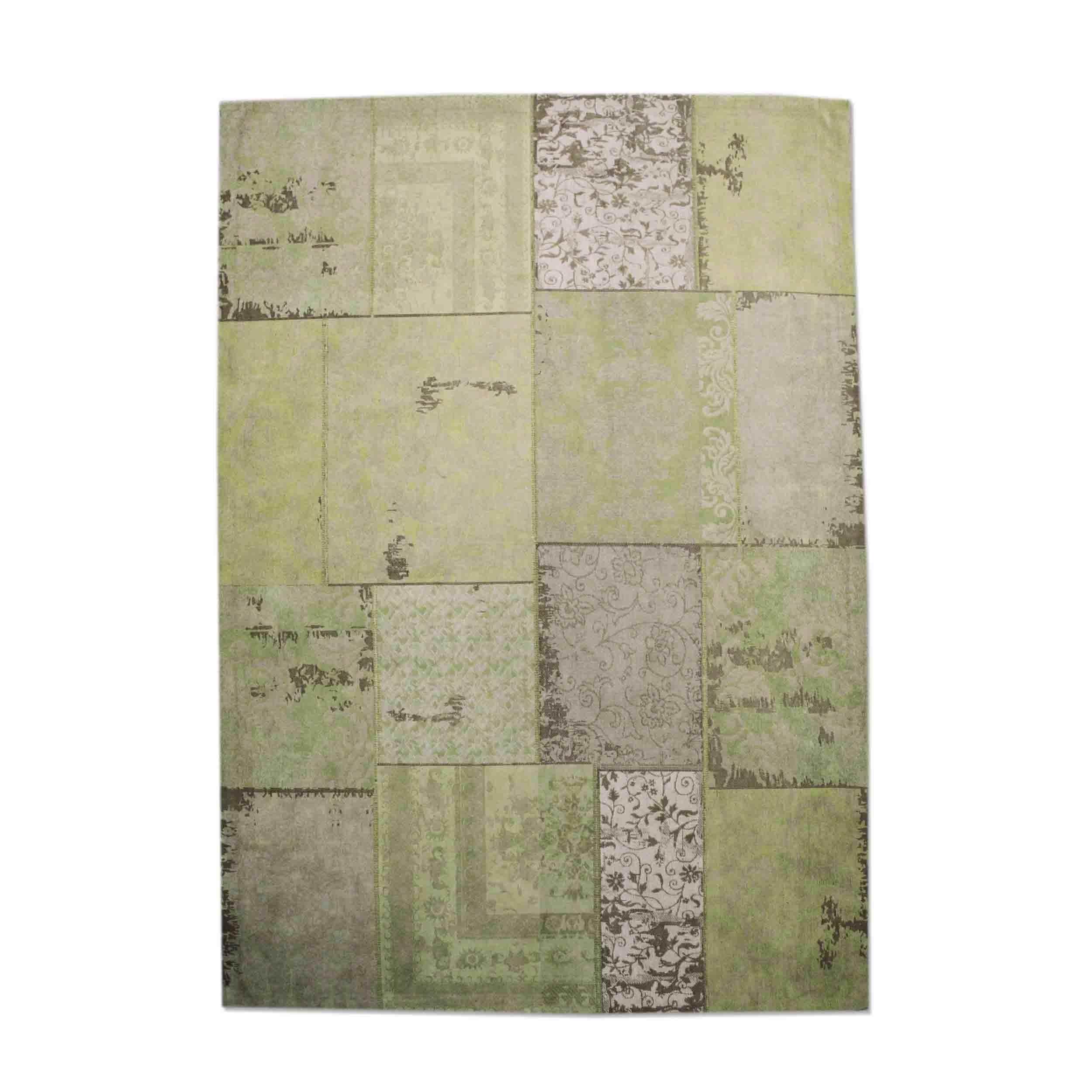 Carpet Patchwork - green