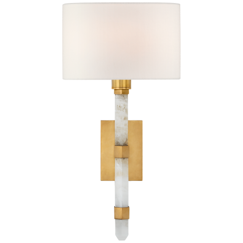 Adaline Small Tail Sconce With Images Sconces