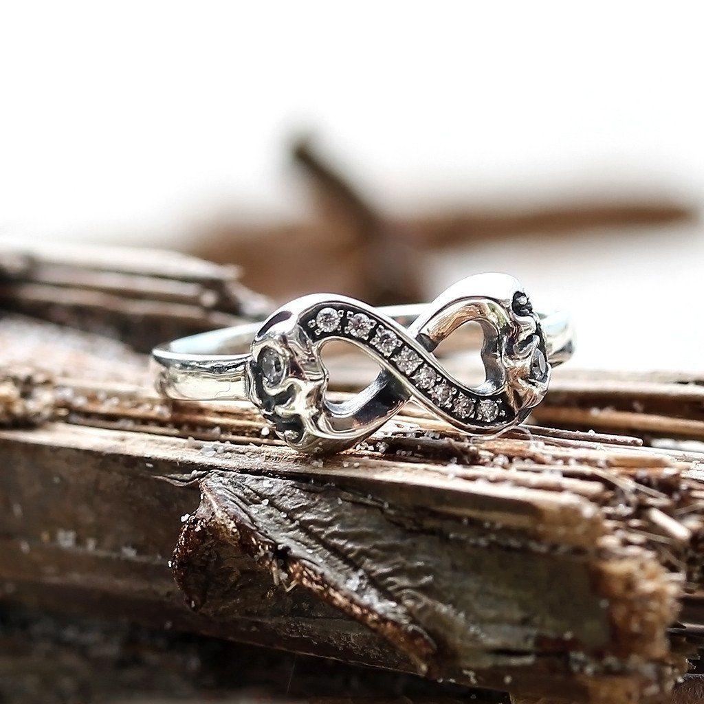 Infinity Juliet Gem Ring