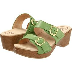 Dansko sandals, I got some last year and they were so comfortable i fancied buying another pair