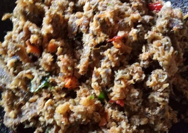 Resep Sambel Belut Uleg Oleh Dias Anggraeni Resep Makanan Resep Jeruk