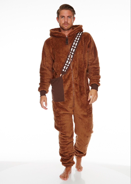 Onesie volwassenen,Chewbacca