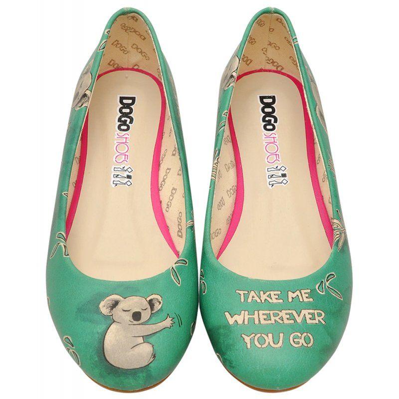DOGO Ballerina - Koala hug #dogogermany #dogoshoes #dogo