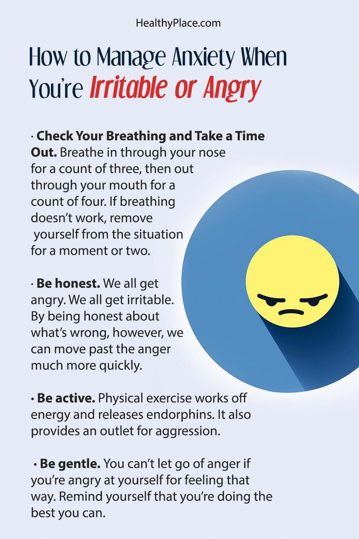 Overcoming Bipolar Disorder Anger