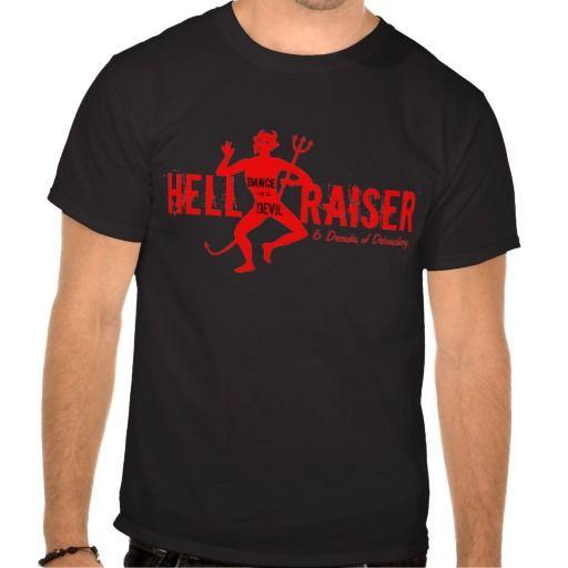 Hell Raiser Decades Of Debauchery Th Birthday Tshirts Also Devil Shirt