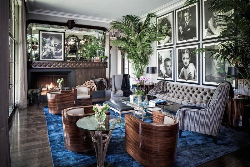 20 Bold Art Deco Inspired Living Room Designs Art Deco Living Room Art Deco Interior Design Art Deco Style Interior