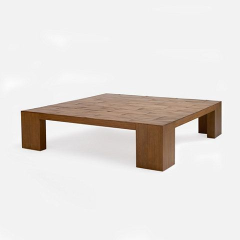 Crushed Bamboo Coffee Table   Furniture   Products   Products   Ralph Lauren  Home   RalphLaurenHome.com | Luxe House Ideas | Pinterest | Table  Furniture, ...